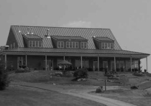 Meadows Farms Golf Club House - Build