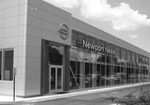 Nissan of Newport News - Build